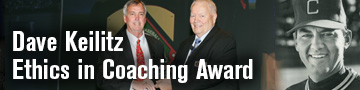 Dave Keilitz Ethics in Coaching Award