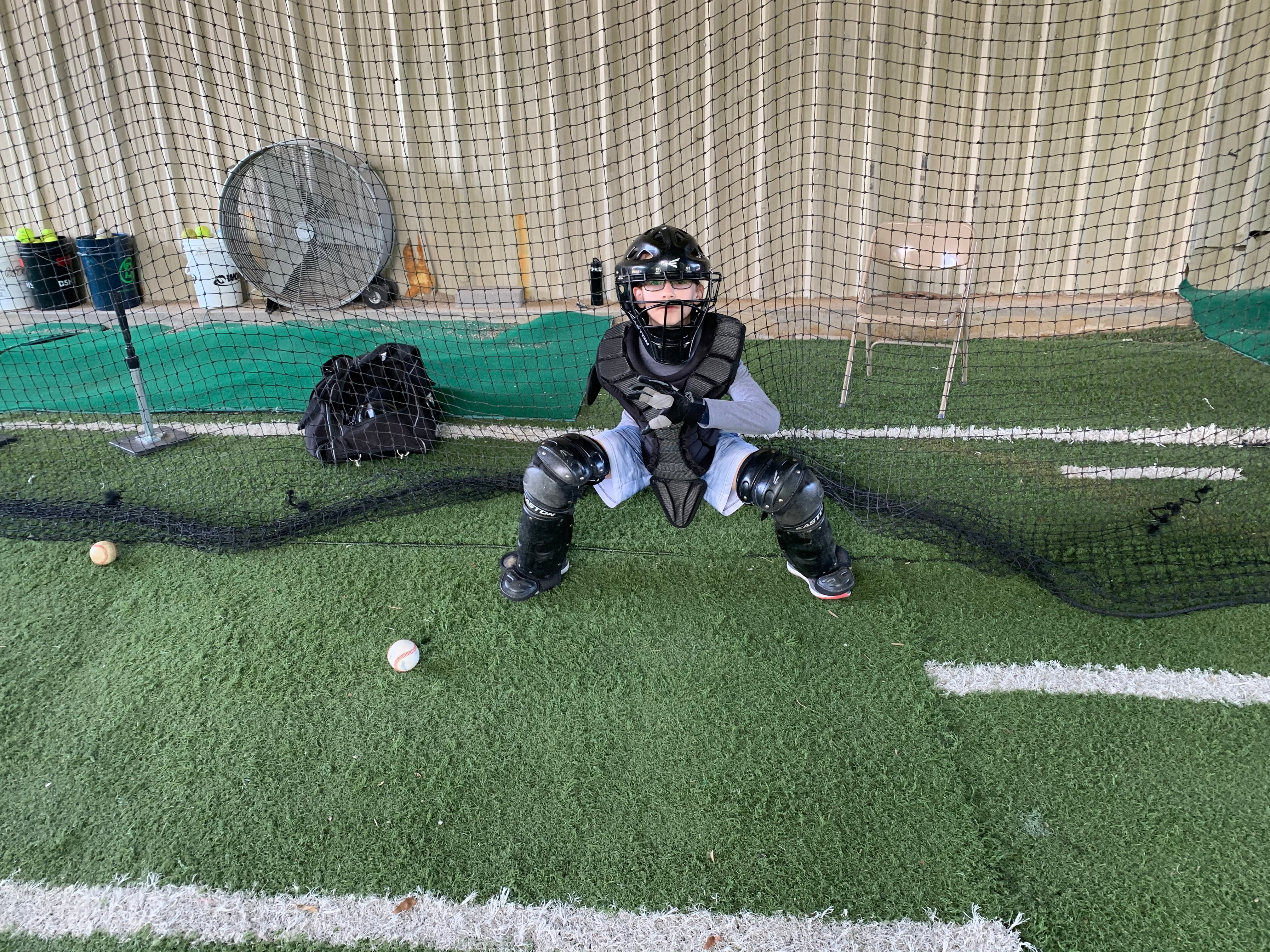 Youth Catcher