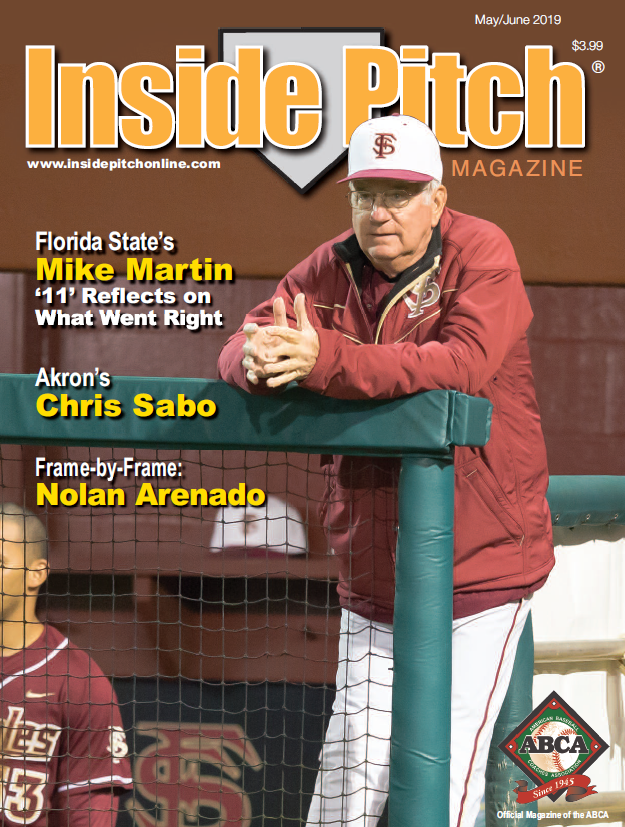 Inside Pitch Magazine Cover