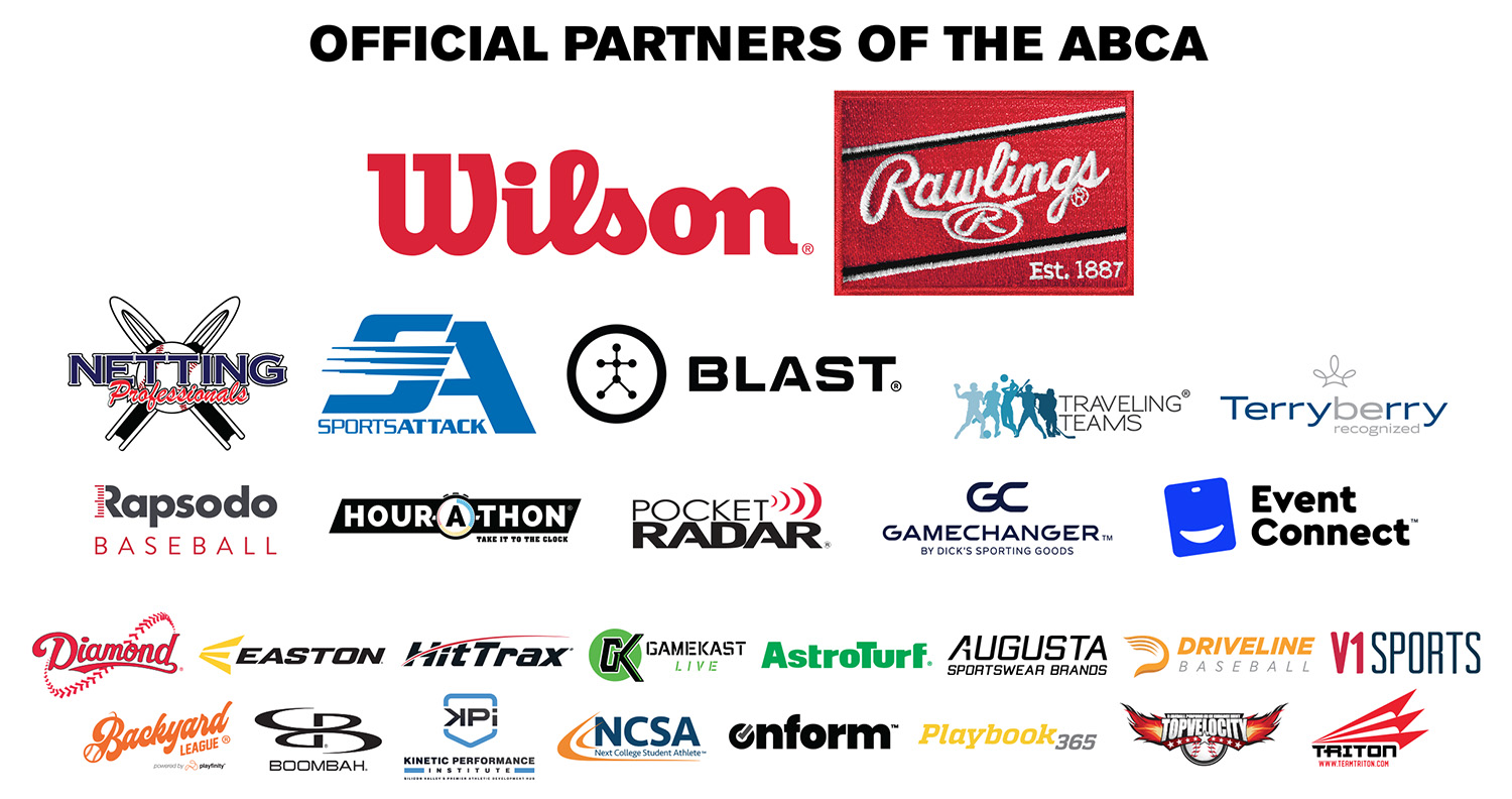 ABCA Official Partners